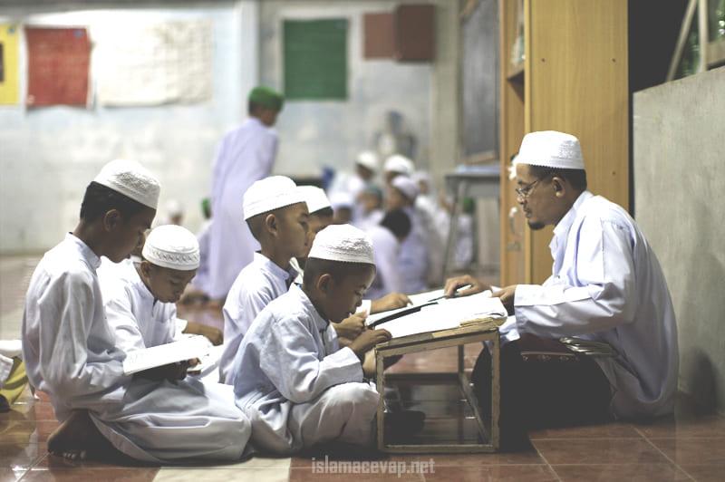 1 - คำสอนของศาสนาอิสลาม