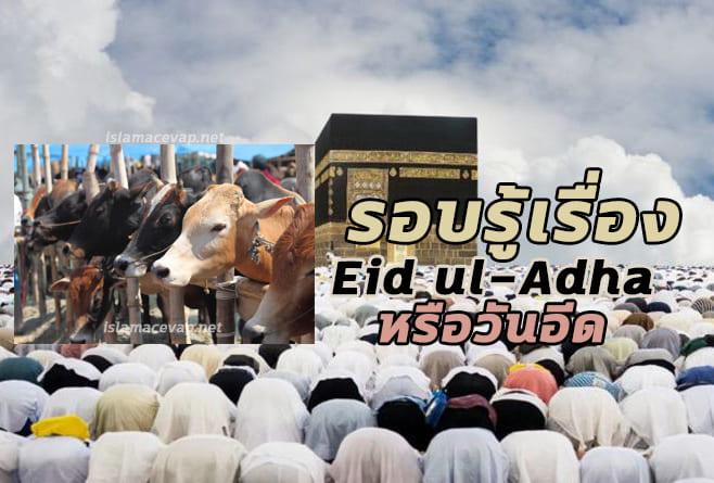 รอบรู้เรื่อง Eid ul-Adha
